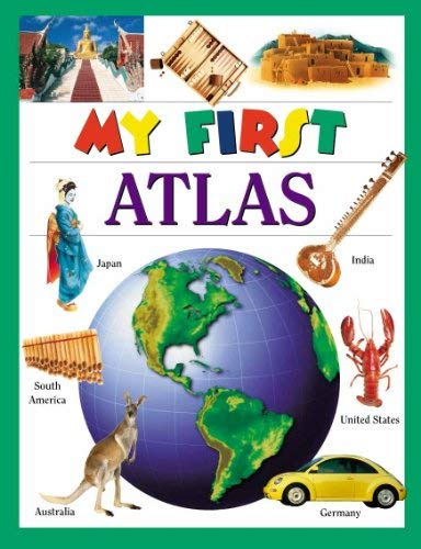My First Atlas 9780785383710