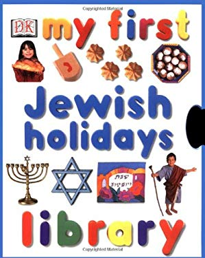 My First Jewish Library 9780789495020