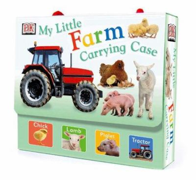 My Little Farm Carrying Case 9780789491596