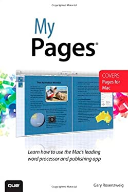 My Pages (for Mac) 9780789750075