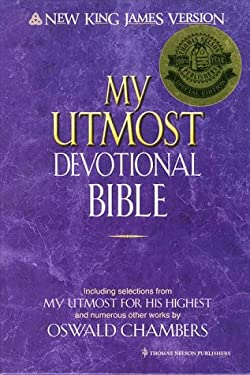 My Utmost Devotional Bible 9780785204541