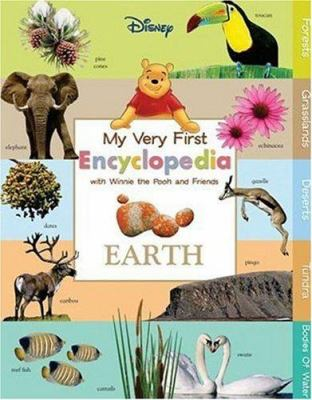 My Very First Encyclopedia with Winnie the Pooh and Friends: Earth 9780786834075