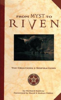 Myst/Riven: The Art of the Game 9780786863655