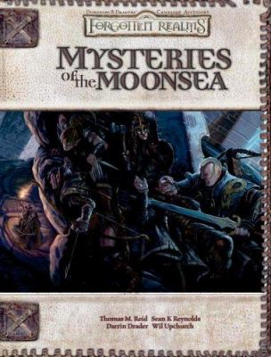 Mysteries of the Moonsea 9780786939152