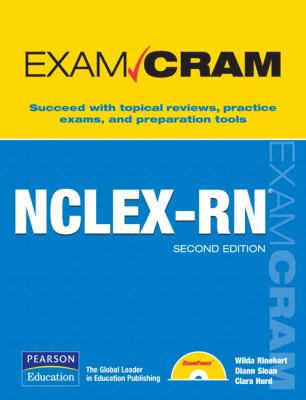 NCLEX-RN [With CDROM] 9780789737052