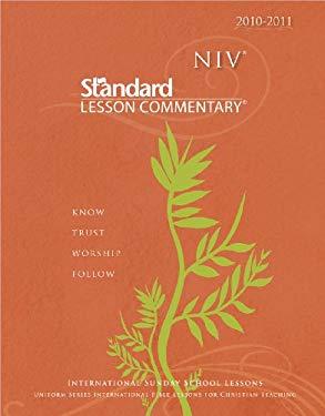 NIV Standard Lesson Commentary 2010-2011 9780784723449
