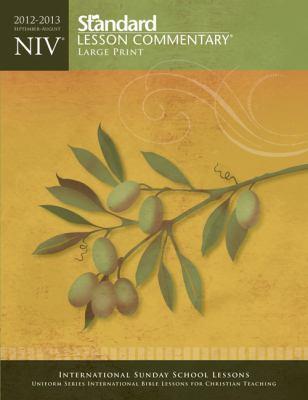 NIV Standard Lesson Commentary 9780784735428