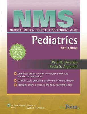 NMS Pediatrics [With Access Code] 9780781770750