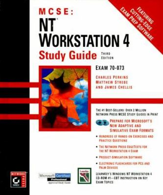 NT Workstation 4 Study Guide [With 2 Disks] 9780782126983