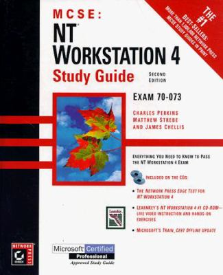 NT Workstation 4 Study Guide [With (2)includes a Test-Simulation Program, Information] 9780782122237