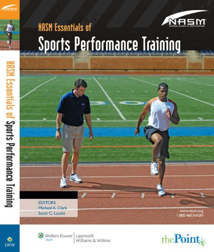 Nasm Essentials of Sports Performance Training 9780781768030