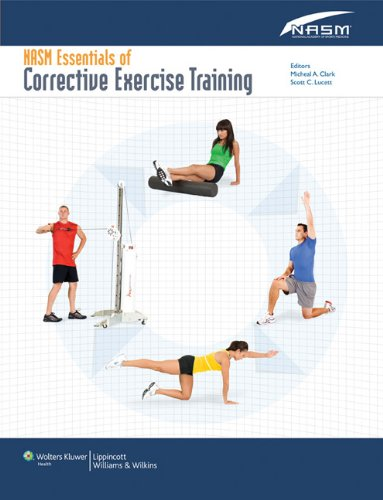 Nasm Essentials of Corrective Exercise Training 9780781768023