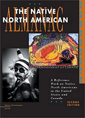 Native North American Almanac2 9780787616557
