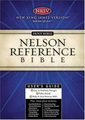 Nelson Reference Bible-NKJV 9780785202219