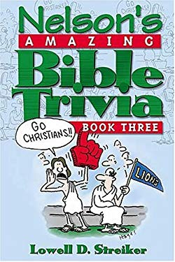 Nelson's Amazing Bible Trivia, Book Three 9780785245933