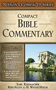 Nelson's Compact Series: Compact Bible Commentary 9780785252481