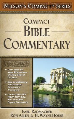 Nelson's Compact Series: Compact Bible Commentary 9780785252498