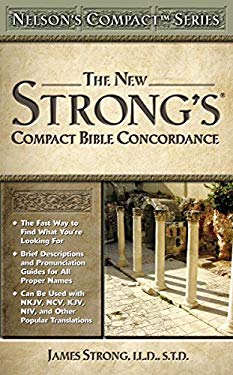 Nelson's Compact Series: Compact Bible Concordance 9780785252511