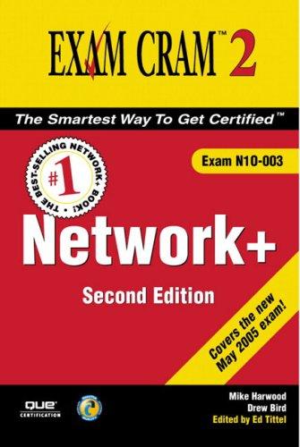 Network+ Exam Cram 2 [With CDROM]