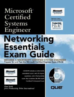 Networking Essentials Exam Guide [With Includes an Initial Skills Assessment Exam...] 9780789711939