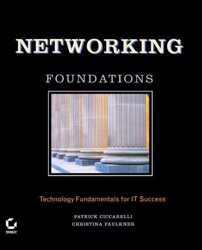 Networking Foundations 9780782143713