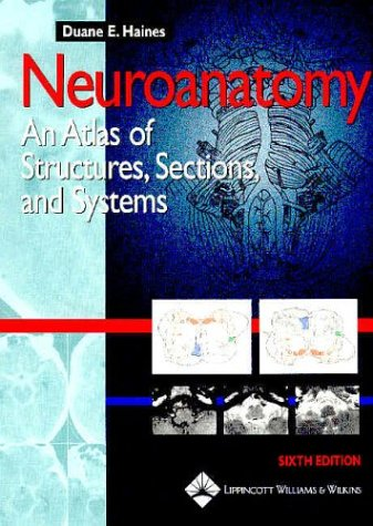 Neuroanatomy: An Atlas of Structures, Sections, and Systems 9780781746779