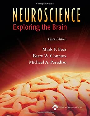 Neuroscience: Exploring the Brain [With CDROM] 9780781760034