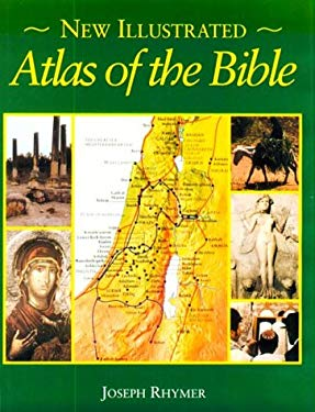 New Illustrated Atlas of the Bible 9780785806608