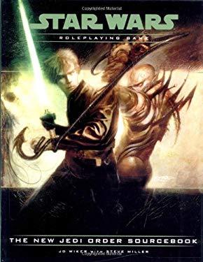 New Jedi Order Sourcebook: A Star Wars Accessory 9780786927777