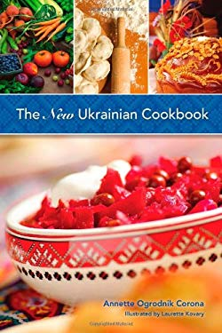 The New Ukrainian Cookbook 9780781812870