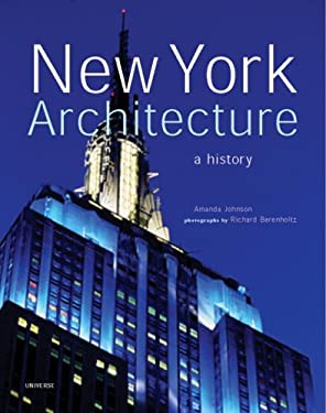 New York Architecture: A History [With Flaps] 9780789307774