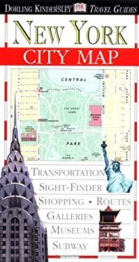 New York City Map 9780789448576