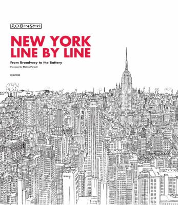 New York, Line by Line: From Broadway to the Battery 9780789318367