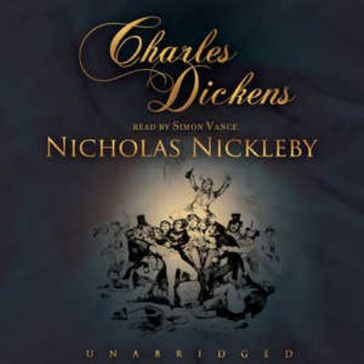 Nicholas Nickleby 9780786159048