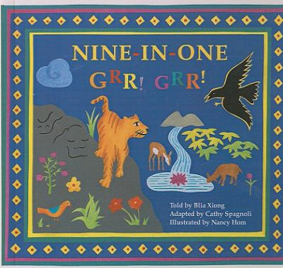 Nine-In-One, Grr! Grr! 9780785714088