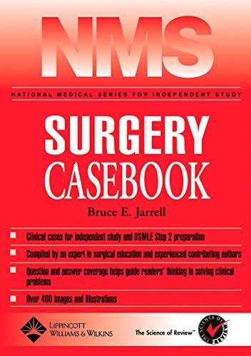 Surgery Casebook 9780781732192