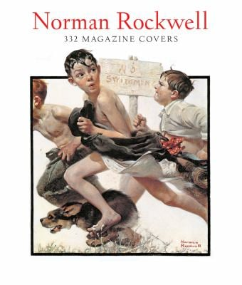 Norman Rockwell 332 Magazine Covers 9780789208545