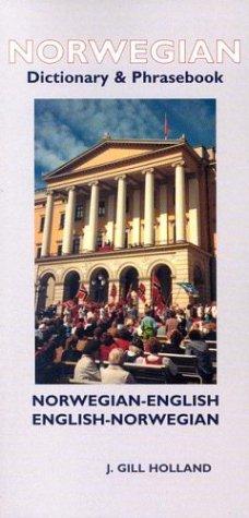 Norwegian Dictionary & Phrasebook: Norwegian-English, English-Norwegian 9780781809559