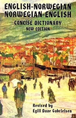 Norwegian-English/English-Norwegian Dictionary 9780781801997