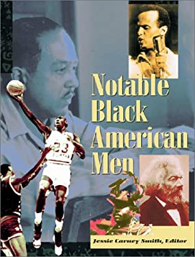 Notable Black American Men: Book I 9780787607630