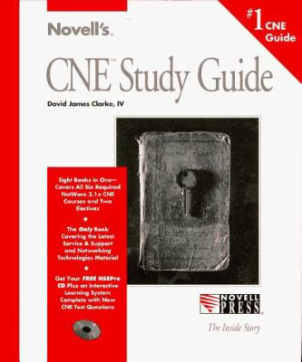 Novell's CNE Study Guide Handbook 9780782115024