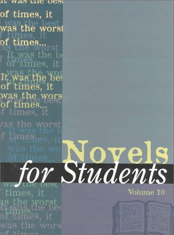 Novels for Students: Presenting Analysis, Context, and Criticism on Commonly Studied Novels 9780787638290