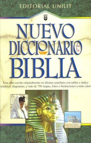 Nuevo Diccionario Biblia 9780789902177