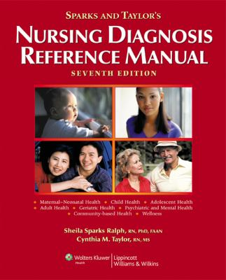 Nursing Diagnosis Reference Manual 9780781771788