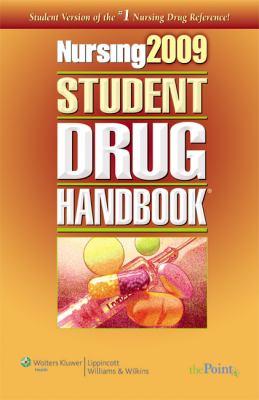Nursing Student Drug Handbook [With Access Code] 9780781788830