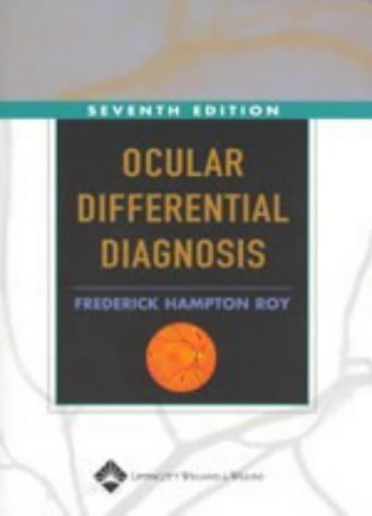 Ocular Differential Diagnosis 9780781736077