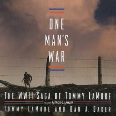 One Man's War 9780786189076