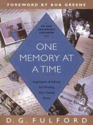 One Memory at a Time 9780786248704