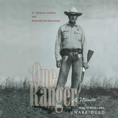 One Ranger: A Memoir 9780786181520