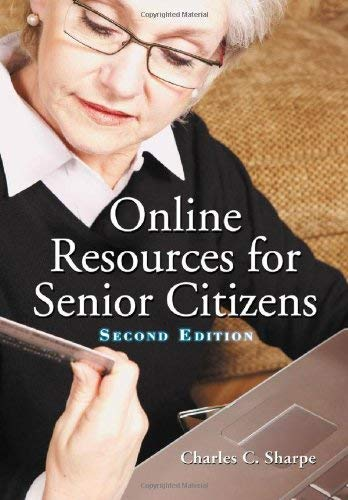 Online Resources for Senior Citizens 9780786428038